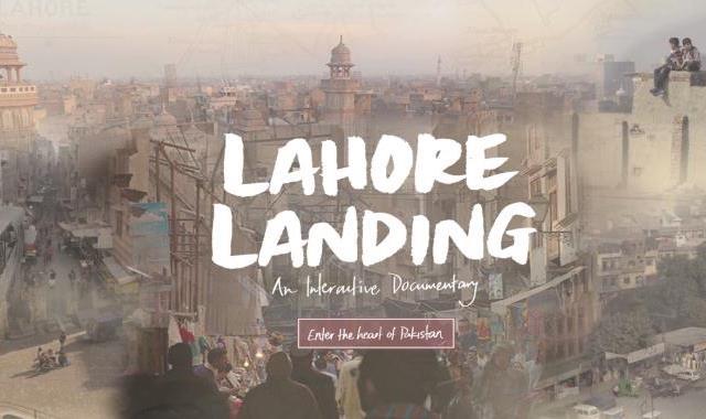 Přistání v Lahore